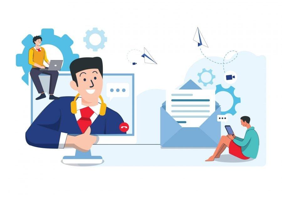 Yrityksen webmail